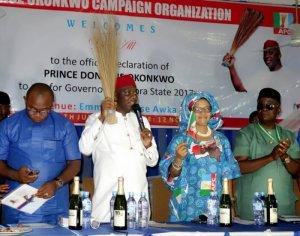 I Will Rid Anambra State Off Poverty – Okonkwo, APC Guber Aspirant (See Why He Said That + Photos)